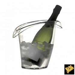 SECCHIELLO GHIACCIO GOLDPLAST DRINK SAFE FONTUS SAN TRASPARENTE 1PZ X CT