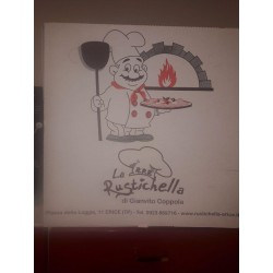 SCATOLA PIZZA 45X45 100PZ X CF - PERS.