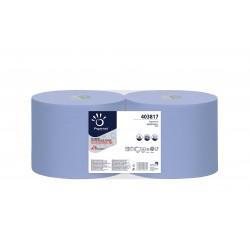 BOBINA INDUSTRIALE 500STR PAPERNET SPECIAL BLUE LISCIA 2RT X CF