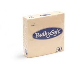 TOVAGLIOLI 33X33 2V BULKYSOFT CREMA 50PZ X 24CF X CT