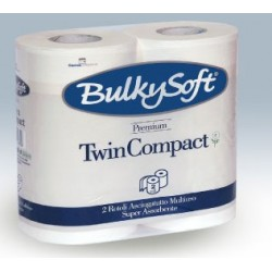 ASCIUGATUTTO BULKYSOFT PREMIUM TWIN COMPACT X 2RT 7CF X BL