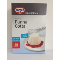 PREPARATO PER PANNA COTTA CAMEO 520GR 6CF X CT