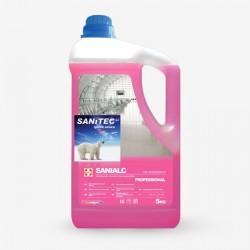 DET. UNIVERSALE BASE ALCOLICA HACCP SANITEC SANIALC 5KG X 2PZ X CT
