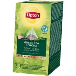 TEA LIPTON PYRAMID GREEN SENCHA 30 FILTRI X 6CF X CT