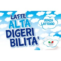 LATTE ALTA DIGERIBILITA' TREVALLI VIVIDIGERIBILE UHT 1LT X 6PZ X CT