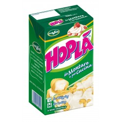PANNA VEGETALE HOPLA' DOUBLE USE UHT 1LT X 12PZ X CT