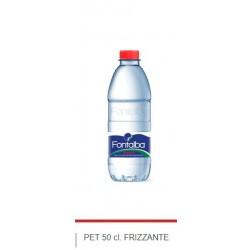 ACQUA FRIZZANTE FONTALBA 0,5LT PET 12PZ X CF