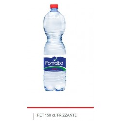 ACQUA FRIZZANTE FONTALBA 1,5LT PET 6PZ X CF
