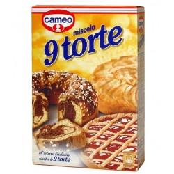 TORTA MISCELA 9 TORTE CAMEO 8PZ X CT