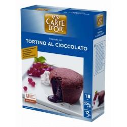 TORTINO AL CIOCCOLATO CARTE D'OR 6CF X CT
