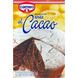 TORTA AL CACAO CAMEO 8PZ X CT