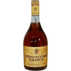 BRANDY STRAVECCHIO BRANCA 1LT 6PZ X CT