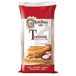 GRISSINI TORINESI MULINO BIANCO 15GR 10CF X CT