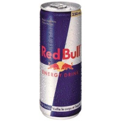 RED BULL 25CL LATTINA SLEEK 24PZ X CT