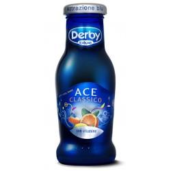 SUCCO DI FRUTTA DERBY BLUE ACE 20CL 24PZ X CT