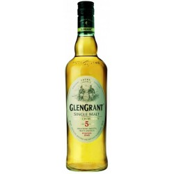 WHISKY GLEN GRANT 5Y 1LT 6PZ X CT