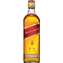 WHISKY JOHNNIE WALKER RED 70CL 6PZ X CT