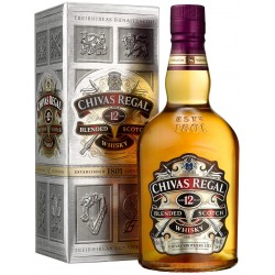 WHISKY CHIVAS REGAL 12Y 70CL 6PZ X CT