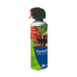 INSETTICIDA ZANZARE BAYER GARDEN OFFLY & INDOOR 500ML 24PZ X CT