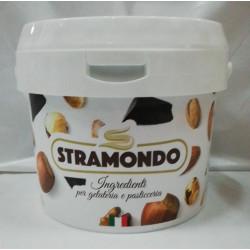 PASTA GELATO STRAMONDO PISTACCHIO E COCCO 3KG 4PZ X CT