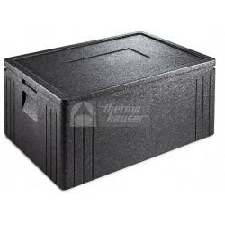 BOX TERMICO THERMOHAUSER ECO LINE 80LT NERO