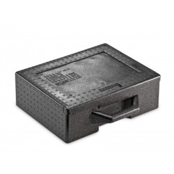 BOX TERMICO THERMOHAUSER VALIGETTA HOT COOL 7,5LT NERO