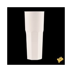 BICCHIERE GOLDPLAST LONG DRINK 350cc PP BIANCO 10PZ X 36CF X CT