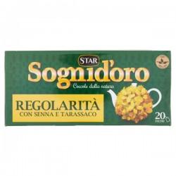 TISANA SOGNI D'ORO REGOLARITA' 20 FILTRI X 12CF X CT