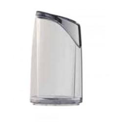 GLACETTE CON BORDO CROMATO GOLDPLAST DRINK SAFE KRIO 134x224 SAN TRASPARENTE 1PZ