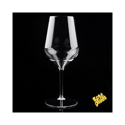 BICCHIERE GOLDPLAST DRINK SAFE WINE COCKTAIL 470cc TRITAN TRASPARENTE 6PZ X CT