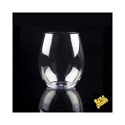 BICCHIERE GOLDPLAST DRINK SAFE WATER 390cc TRITAN TRASPARENTE 6PZ X CT