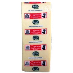 FORMAGGIO EMMENTAL BAVARESE CAPRIOLO 3KG C.A.