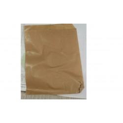 SACC. POLITENATO APERTURA LATERALE PAPER BAG 15X20 AVANA 2500PZ X CT