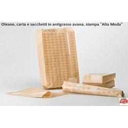 SACC. ANTIGRASSO OLEANE ALTA MODA 40GR 15+11x34 AVANA 1000PZ X CT