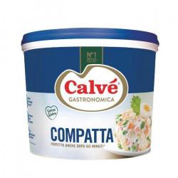 MAIONESE GASTRONOMICA COMPATTA CALVE' 5KG