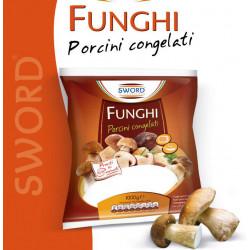 FUNGHI PORCINI CUBI 1^ SWORD 1KG X 6CF X CT