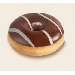DONUT FARCITO CACAO 70GR 36PZ X CT