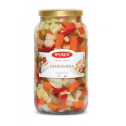 GIARDINIERA IN ACETO IPOSEA 3100ML 4PZ X CT