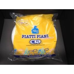 PIATTO PIANO CIA PACKING PP 700GR X 20CF X CT