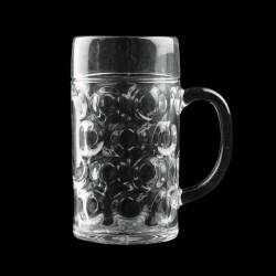 BOCCALE GOLDPLAST DRINK SAFE BIRRA PICCOLO 520cc SAN TRASPARENTE 6PZ X CT