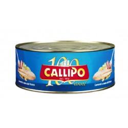 FILETTI DI SGOMBRO IN OLIO D'OLIVA CALLIPO 2,450KG 4PZ X CT