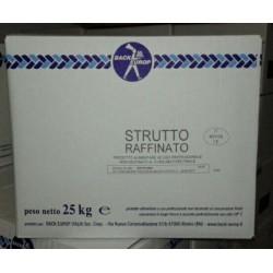STRUTTO RAFFINATO BACK EUROP 25KG X CT