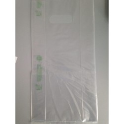 SHOPPERS M/FAGIOLO 40+12X60 LDPE 10KG X CT