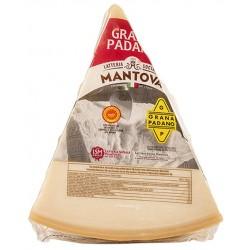 FORMAGGIO GRANA PADANO INTERO 1/16 DOP MANTOVA 2,3 KG C.A.