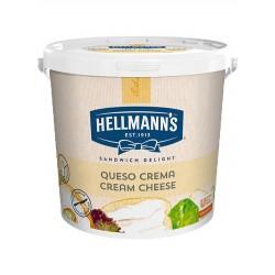 FORMAGGIO SPALMABILE CREMA CHEESE HELLMANN'S 1,5KG