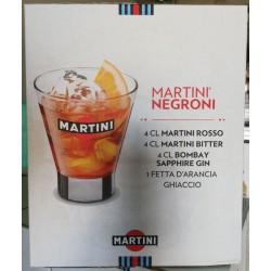 KIT MARTINI NEGRONI