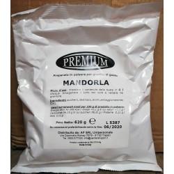 PREPARATO GRANITA MANDORLA PREMIUM 620GR X 24PZ X CT