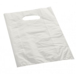 SHOPPERS M/FAGIOLO 50+14X70 LDPE 10KG X CT