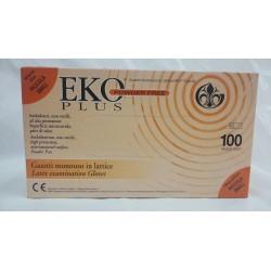 GUANTI LATTICE EKO PLUS POWDER FREE SMALL SENZA POLVERE 100PZ X 10CF X CT