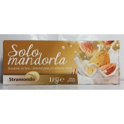 PASTA DI MANDORLA STRAMONDO SOLOMANDORLA 1KG 20CF X CT